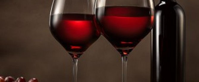 Pozornosť v podobe vína