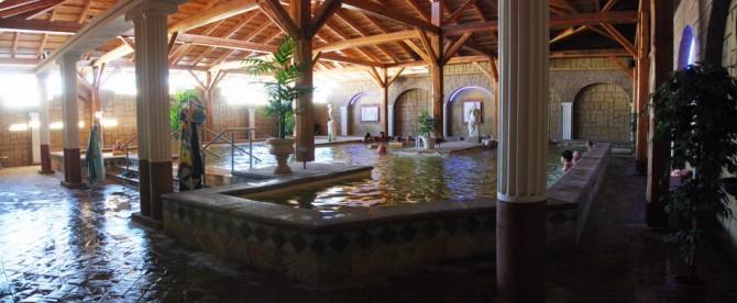 Zľava na vstup do Rímskych kúpeľov pre našich hostí